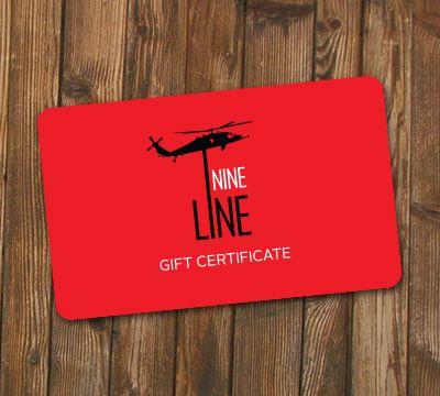 WIN A $50 NINE LINE APPAREL GIFT CARD