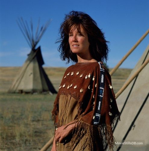 Dances with Wolves - Publicity still of Mary McDonnell