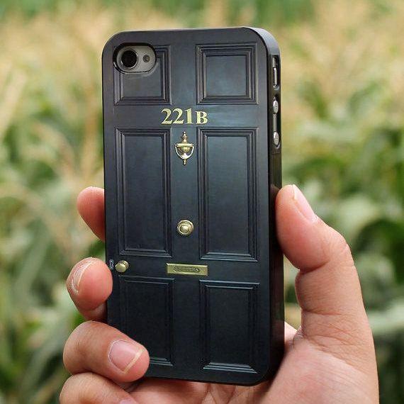 Sherlock Holmes Phone Case