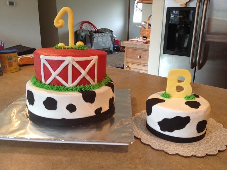 Barnyard St Birthday Cakes