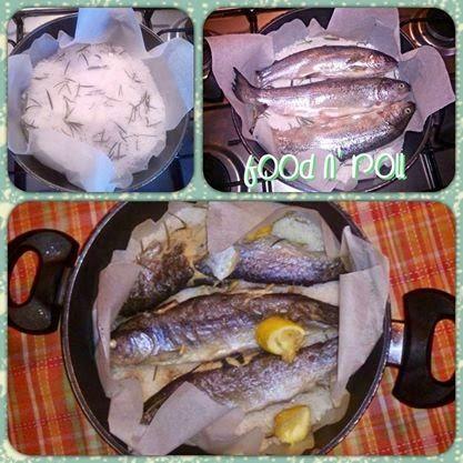 FOOD N' ROLL   ......................   il blog   ...: LA TROTA AL SALE....