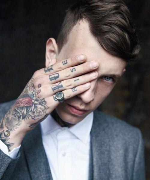 Wonderful Tattoo Ideas for Men