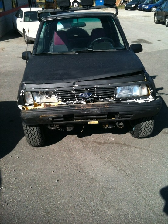 49 best projects images on pinterest diy home and outdoor ideas my 1993 geo tracker i broke it sciox Images