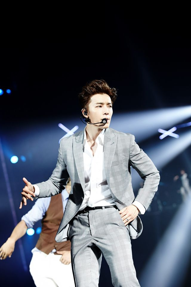 Donghae | SS6 in Singapore