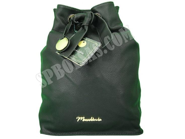 Bolsas Macadâmia | Bolsas Femininas Estilo Mochila Macadâmia MCB14014 Branca  - Veja este e mais outros modelos em nosso site:  http://www.spbolsas.com.br
