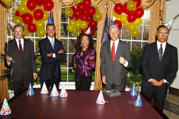 Oprah Winfrey Photo - Madame Tussauds Celebrates President Barack Obama's Birthday