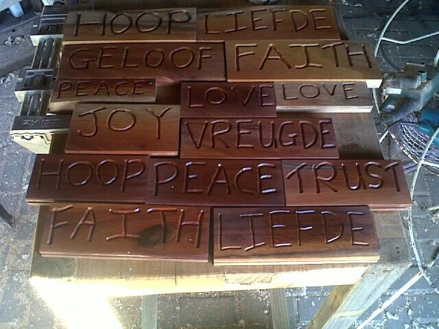 Black Iron bark words #handmade #chk #ownbusiness #mugga #proudofmyself