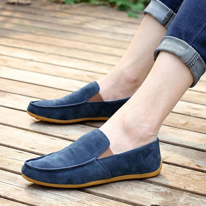 Fashion New Summer Style Men Shoes The Trend Of Male Moccasins men's Fashion Shoes Casual Shoes Lazy Breathable Flats     Tag a friend who would love this!     FREE Shipping Worldwide     Get it here ---> http://onlineshopping.fashiongarments.biz/products/fashion-new-summer-style-men-shoes-the-trend-of-male-moccasins-mens-fashion-shoes-casual-shoes-lazy-breathable-flats/