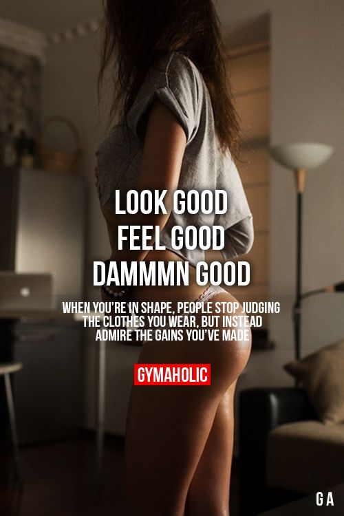 Look Good, Feel Good, Dammmn Good Fitness Revolution -> http://www.gymaholic.co ‪#‎fit‬ ‪#‎fitness‬ ‪#‎fitblr‬ ‪#‎fitspo‬ ‪#‎motivation‬ ‪#‎gym‬ ‪#‎gymaholic‬ ‪#‎workouts‬ ‪#‎nutrition‬ ‪#‎supplements‬ ‪#‎muscles‬ ‪#‎healthy‬
