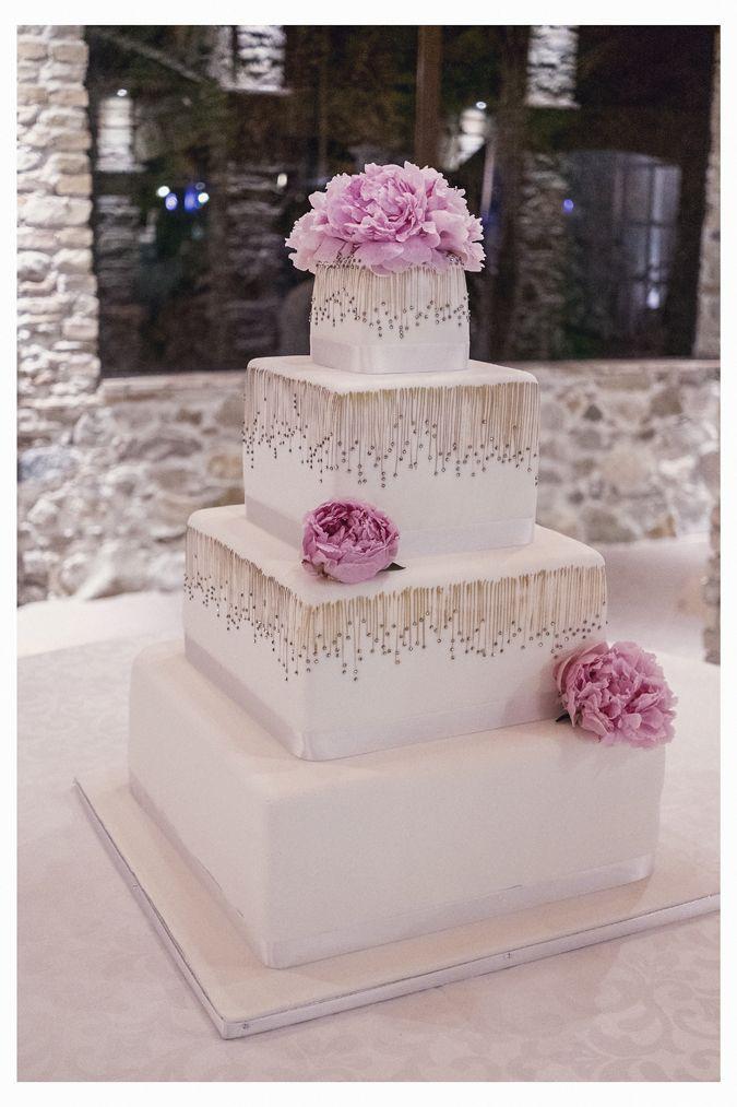wedding cake cristal