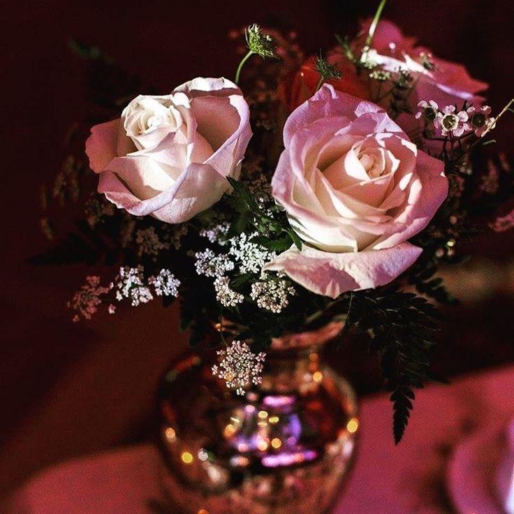 @iluph_events The beauty is in  the rose and gold! #weddingreception #ottawaflowers #weddingfun #gorgeouswedding #weddingguests