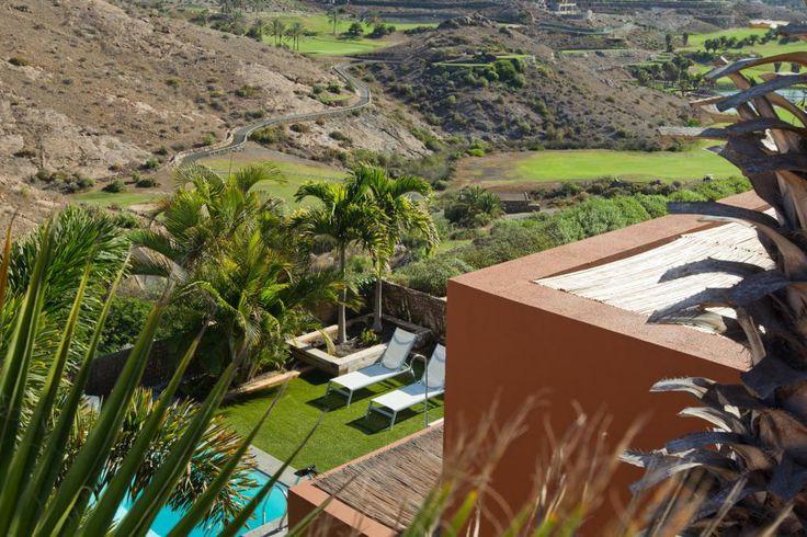 Beautiful villa with terrace and pool in Salobre Golf Resort Gran Canaria, #Canary Islands