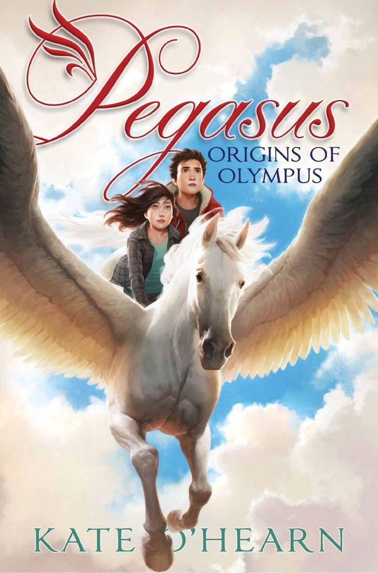 Origins Of Olympus (pegasus) Emily And Her Winged Horse, Pegasus, Face