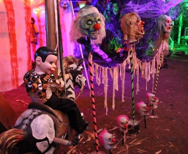 2015 Parker Yard Haunt on Halloween Forum