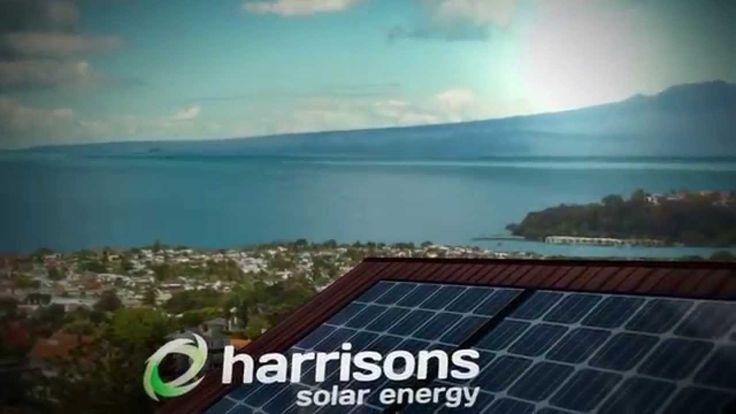 Harrisons Solar Energy - Solar Sale TVC