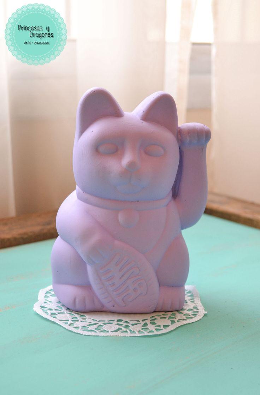 Gato de la Suerte, $90 en https://ofeliafeliz.com.ar