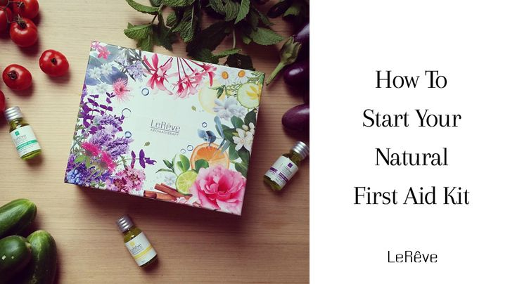 Go beyond the usual bandages and gauzes (which are important of course!) and add some natural Essential Oils to your first-aid kit. Pure Essential Oils are extracted from plants, herbs and flowers. Many have healing properties which may be useful for managing conditions such as colds and flu, sinusitis, hayfever, headaches and migraines, sleeplessness, stress, PMS, skin irritations and infections, muscle aches and much more. Here's a guide to help you start your natural first-aid kit...