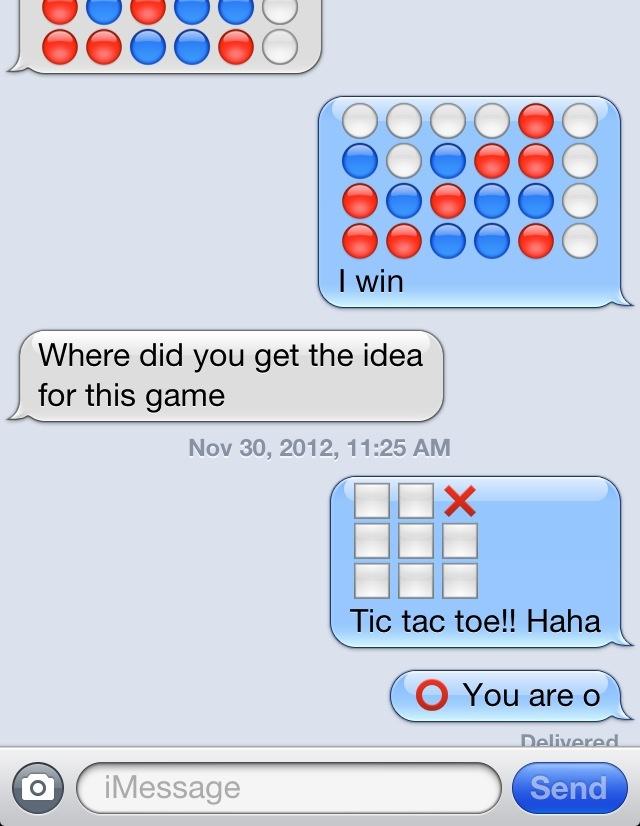 Emoji message ideas