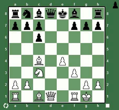 Chess Puzzle Is 1. Bf7 correct?