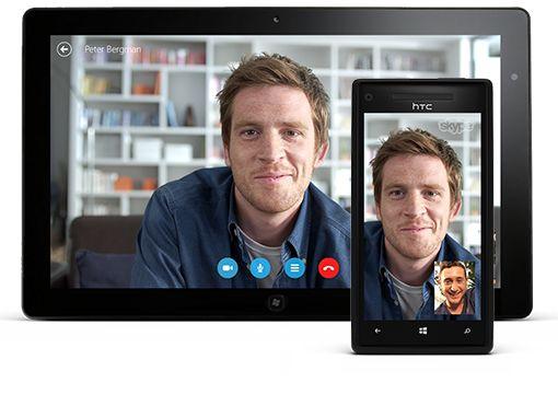 Возможность синхронизации клиентов Skype