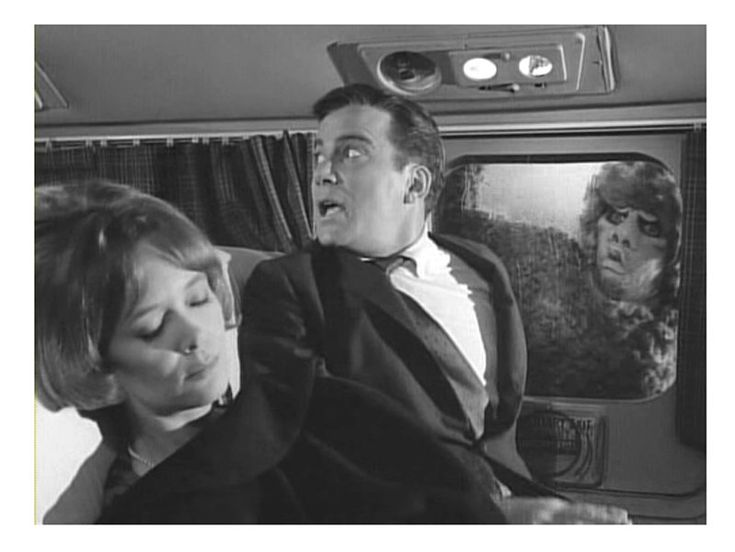 the twilight zone nightmare at 20,000 feet - Google Search