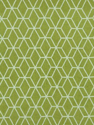 Lime Green Upholstery Fabric. Geometric PatternsPrint ...