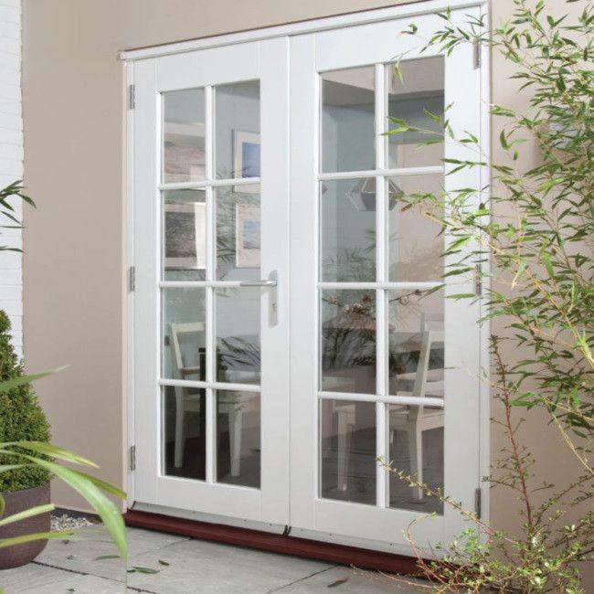 Jeldwen Georgian Wellington External French Doors – Q Doors