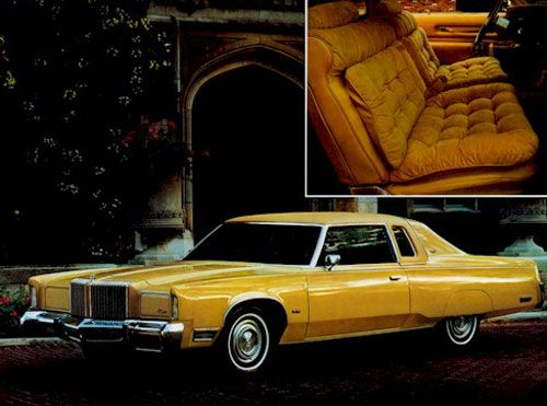 1976 78 Chrysler New Yorker Brougham Cassic Cars Of The