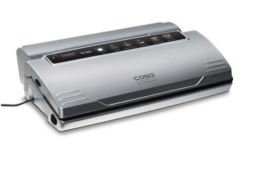 Caso VC 300 PRO Vakuumierer 1392 Folienschweißgerät Cutter 2 Folien Rollen   eBay