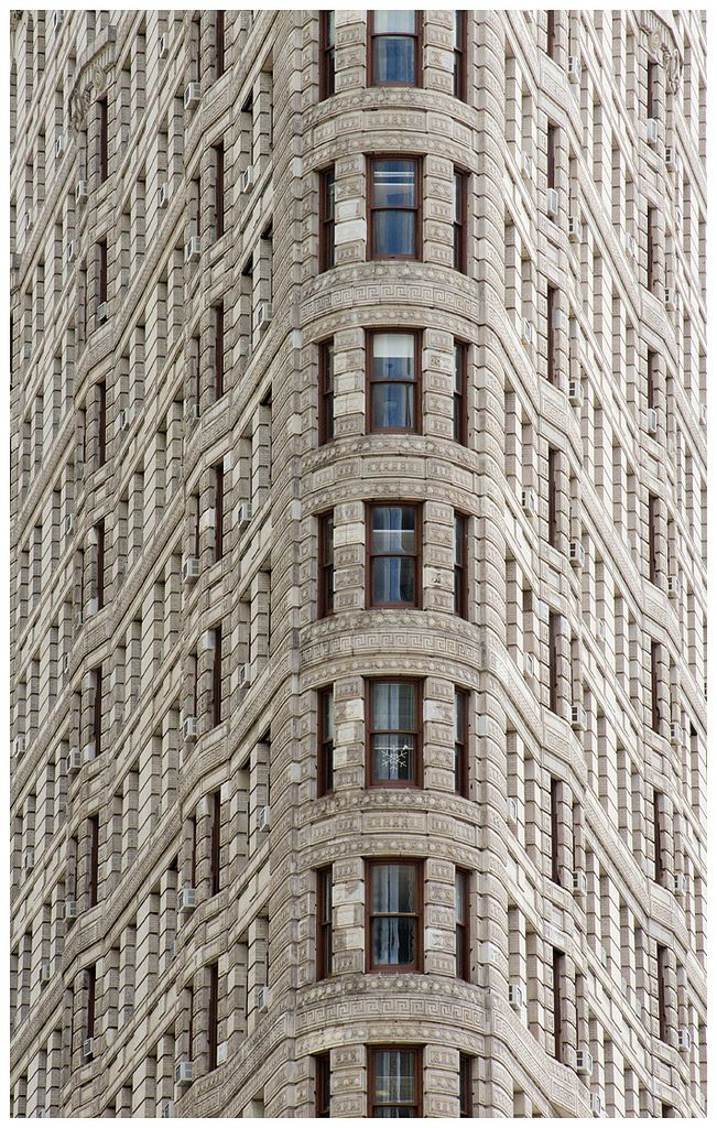 New York building #patterns