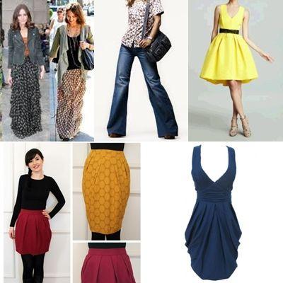 vestidos de verano para cuerpo triangulo invertido | Cómo vestir cuerpo con silueta de triángulo invertido?