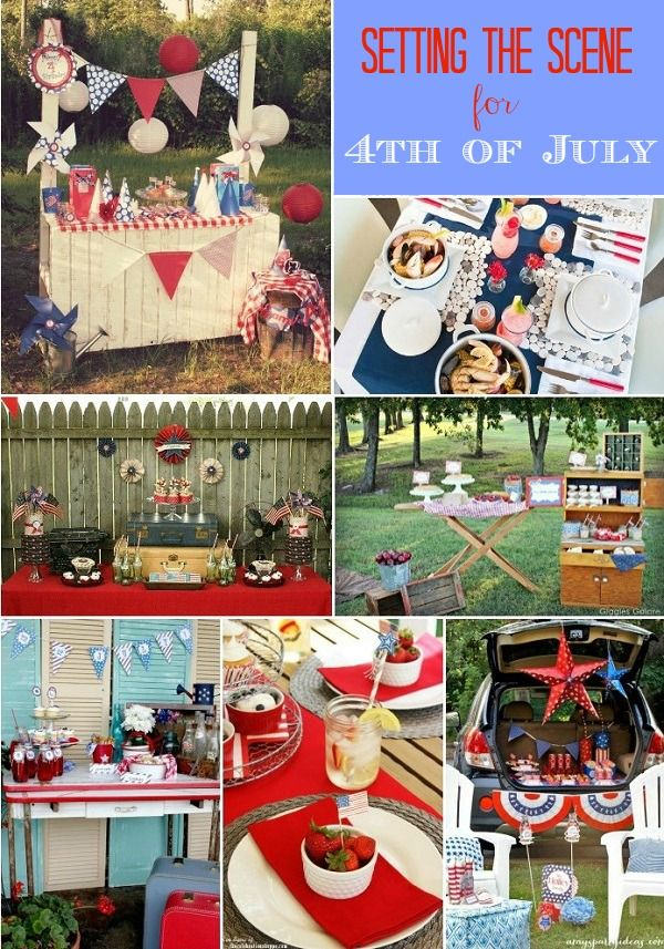 15 fantastic parties - 4th of July party ideas