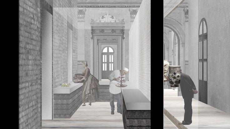 Galería - Primer Lugar Concurso Recuperación y Puesta en Valor del Monumento Histórico Palacio Pereira / Cecilia Puga, Paula Velasco y Alberto Moletto - 8