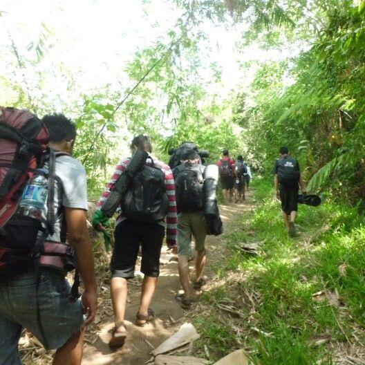 Hiking *firts time*