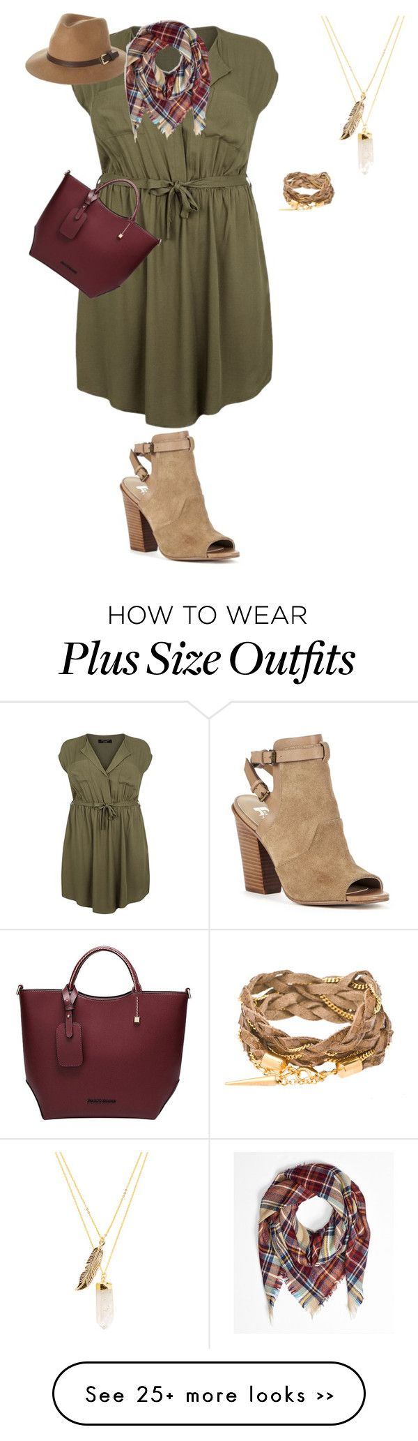 """plus size fall ready"" by kristie-payne on Polyvore featuring moda, Rusty, Joe's Jeans i Privileged"