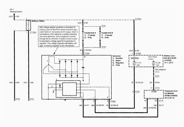 2003 Ford Windstar Wiring Diagram, 2003 Ford Windstar Wiring Diagram