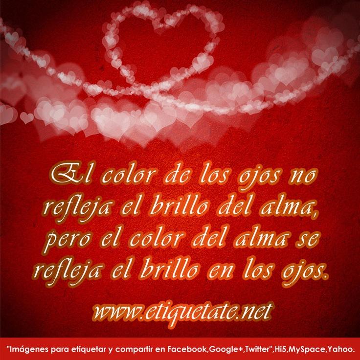 pensamientos del alma | ... del alma, pero el color del alma se