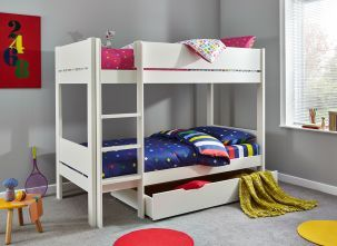 Tinsley Bunk Bed with Drawer room set view
