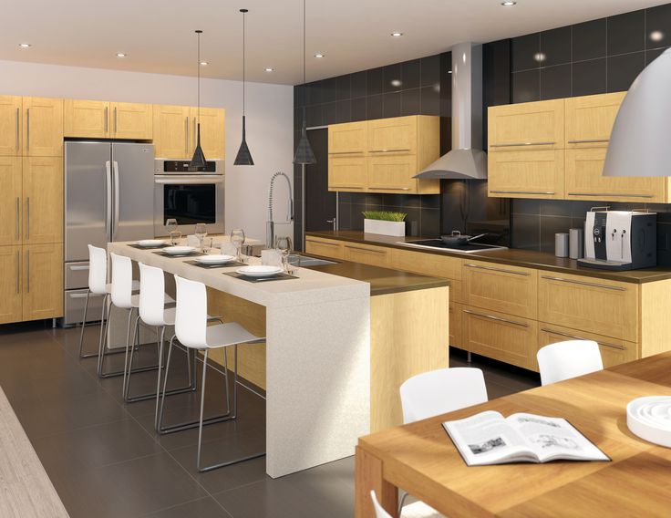 23 Best Contemporary Kitchen Images On Pinterest Contemporary Unit Kitchens Kitchen Designs