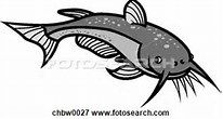 Image result for catfish pictures clip art