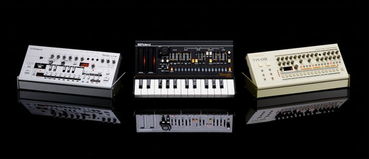 Roland has unveiled three new additions to the Roland Boutique series. The TR-09…