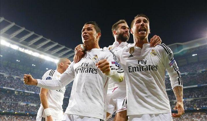 Statistik Gila Cristiano Ronaldo di Liga Champions