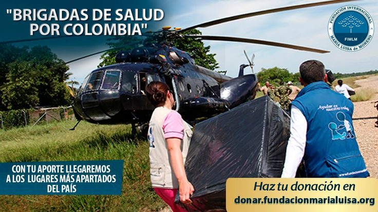 """""""Brigadas de Salud por Colombia"""""""