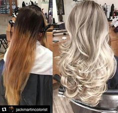 * Formulas, Pricing & HOW-TO >>>  #behindthechair #transformation #blonde #balayage #makeover