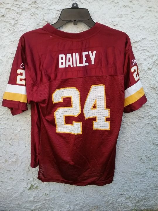 d37172cc2 Cool item  Champ Bailey Washington Redskins Jersey  champbailey   washingtonredskins  footballjersey