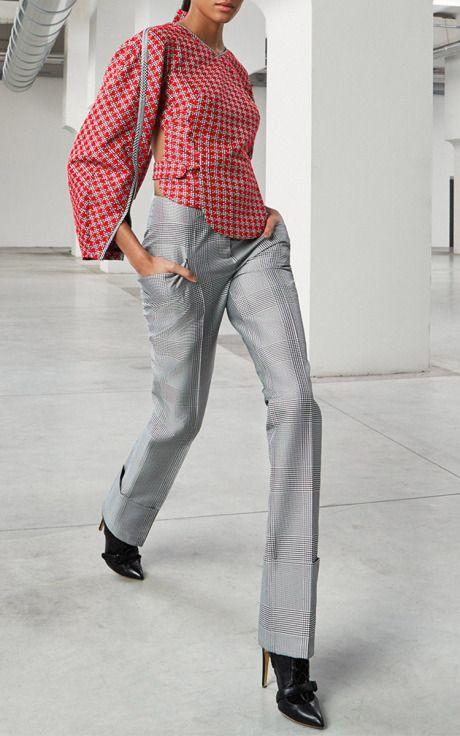 Antonio Berardi Trunkshow Look 4 su Moda Operandi