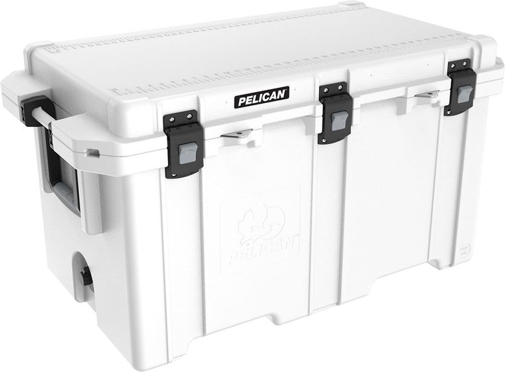 Make the Yeti owners at the campground drool with a made-in-America, feature-packed Pelican cooler.