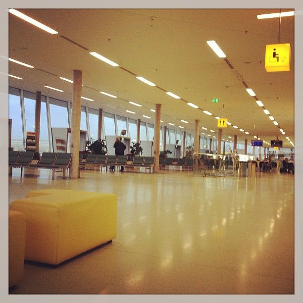 Flughafen Graz-Thalerhof (GRZ) en Feldkirchen bei Graz, Steiermark