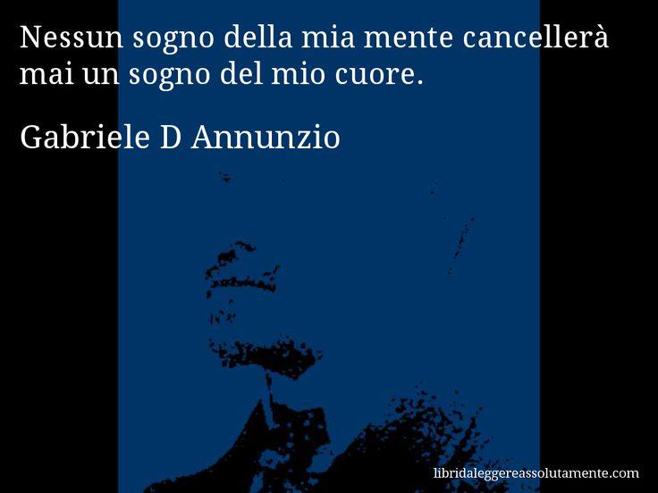 Cartolina con aforisma di Gabriele D Annunzio (18)