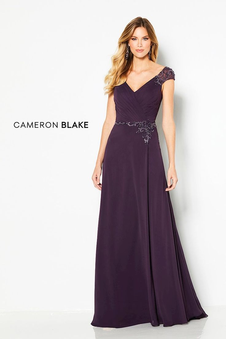 Cameron Blake - 219684 | Mon Cheri Bridals | A line gown ...